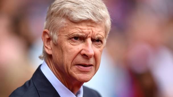 Arsene Wenger is under pressure following Arsenal's poor displays in Europe