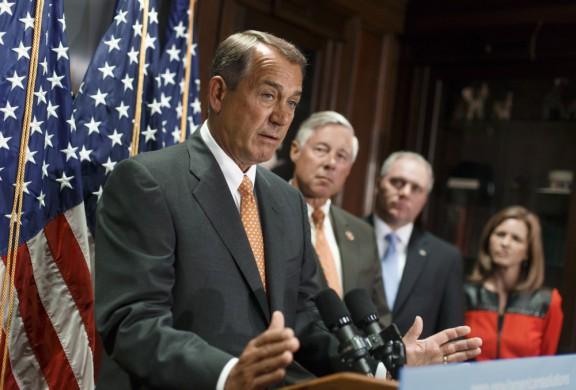 House Speaker John Boehner R-Ohio