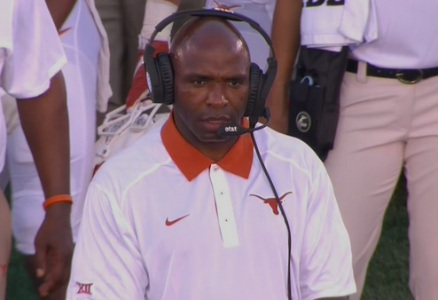 Charlie Strong Texas