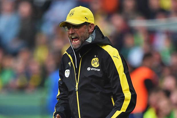Ex-Borussia Dortmund boss Jurgen Klopp