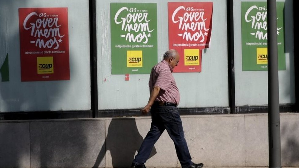 Catalans vote to determine region's future as part of Spain