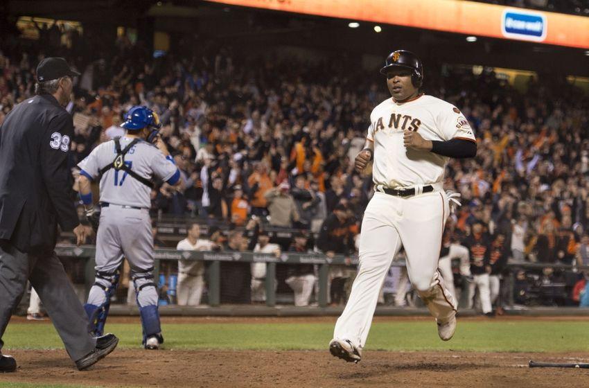MLB Los Angeles Dodgers at San Francisco Giants