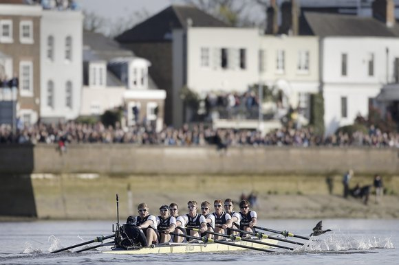 Daniel Dunkley Published 4 October 2015    Print   Xchanging was a well-known long-term sponsor of the annual Boat Race