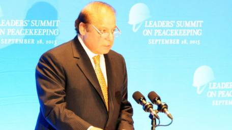 Live Updates: PM Sharif's address with UN General Assembly few moments away