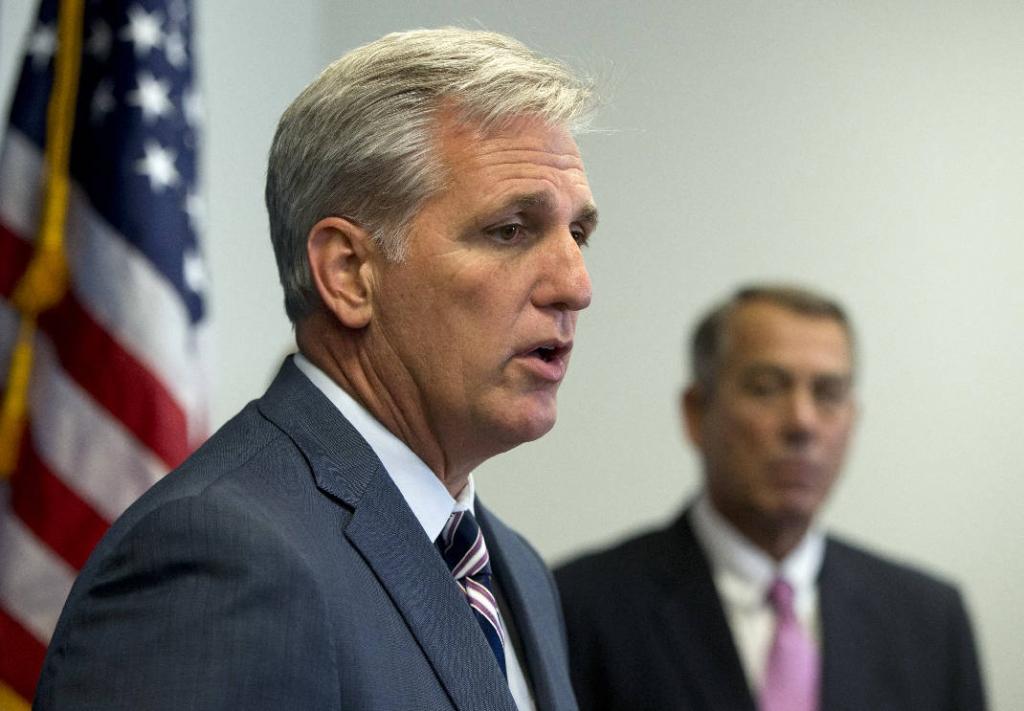 GOP pushes back leadership votes