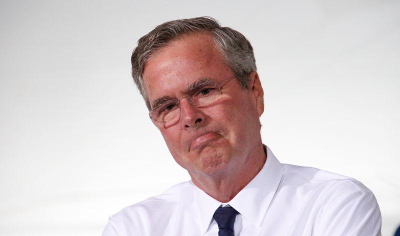 Jeb Bush Delivers Eloquent Speech on School Shootings'Stuff Happens