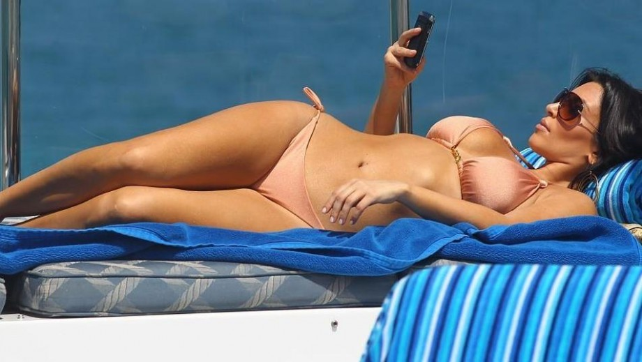 Kim Kardashian is Kanye West's dream woman