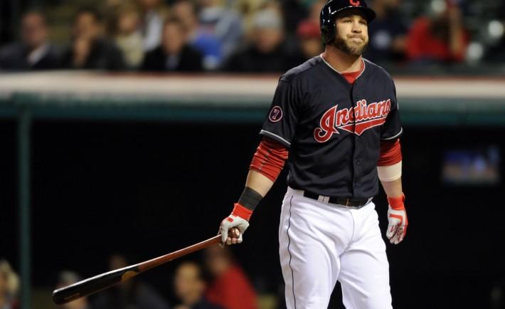 Cleveland Indians Jason Kipnis Sad