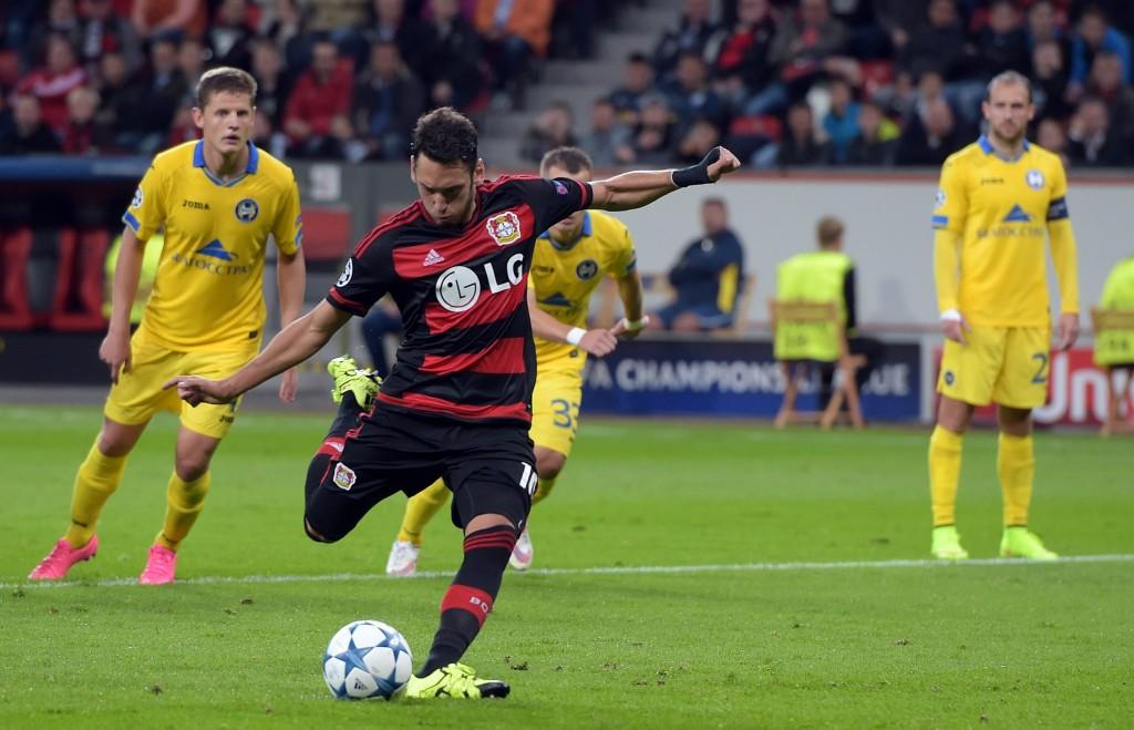 Bayer Leverkusen vs BATE Borisov