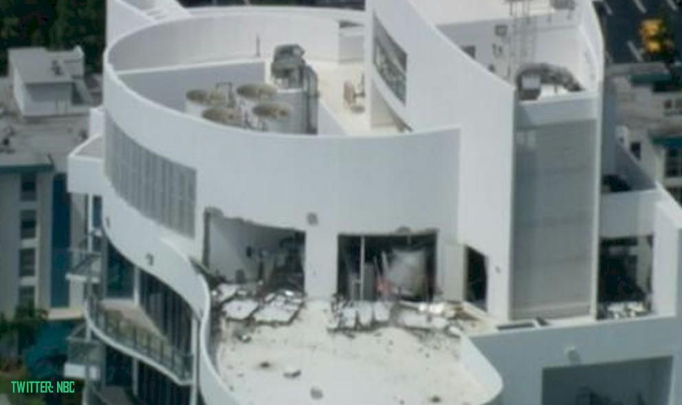 Miami Sunny Isles Beach Explosion Strikes Chateau Beach Condo