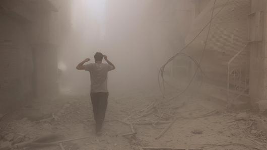 Mohammed Khair | Anadolu Agency | Getty Images