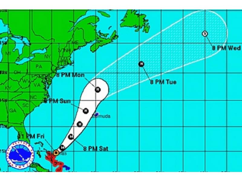 Hurricane Joaquin Little Impact for Westford