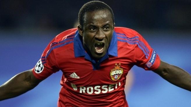 UCL: Musa fires CSKA past PSV