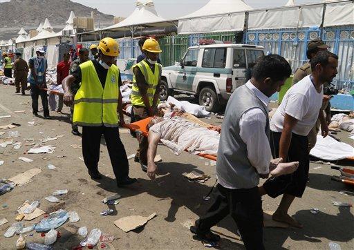 Hajj Stampede: NAHCON Confirms 99 Nigerians Dead, 214 Missing
