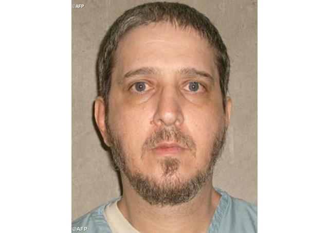 Oklahoma death row inmate Richard E. Glossip- AFP