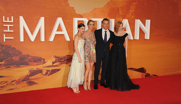 The Martian' Is Critically Acclaimed by Real-time Astronauts