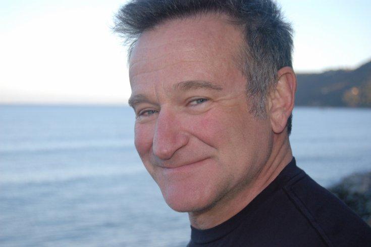 Robin Williams courtesy Getty