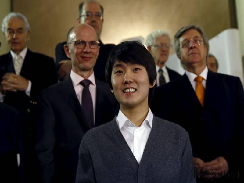 South Korean Seong-Jin Cho wins Chopin piano competition - South-Korean-Seong-Jin-Cho-win