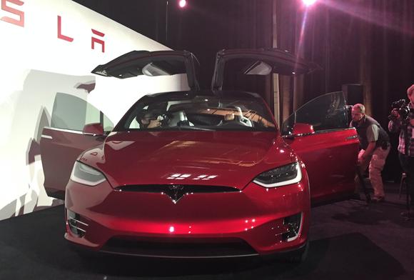 Tesla Model X X