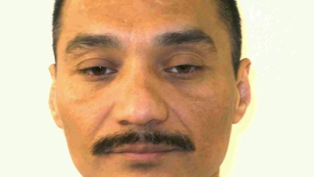 Virginia Department of Corrections shows inmate Alfredo Prieto. Virginia Departmen