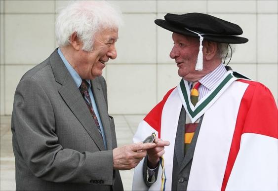 Irish playwright Brian Friel, former seminarian, dies aged 86