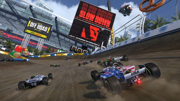 Xbox One/PS4/PC's TrackMania Turbo Release Delayed Until 2016