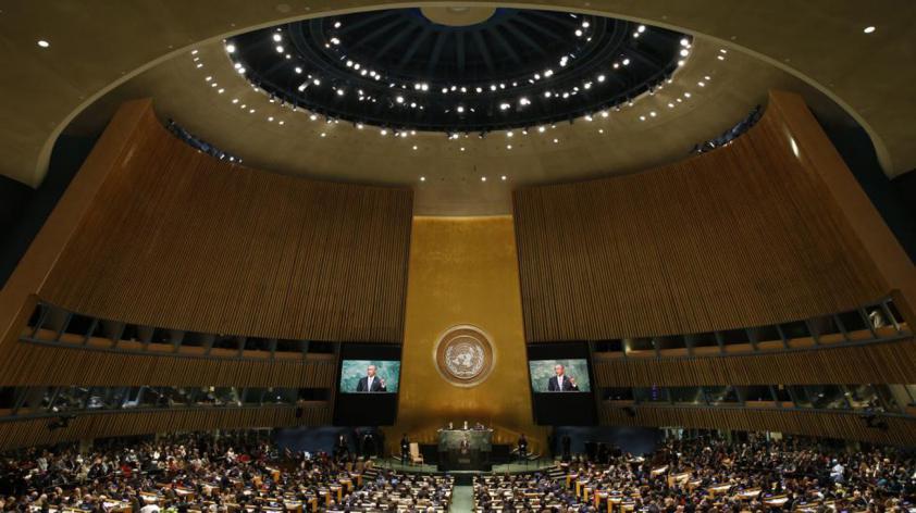 Historic 70th UN General Debate begins today