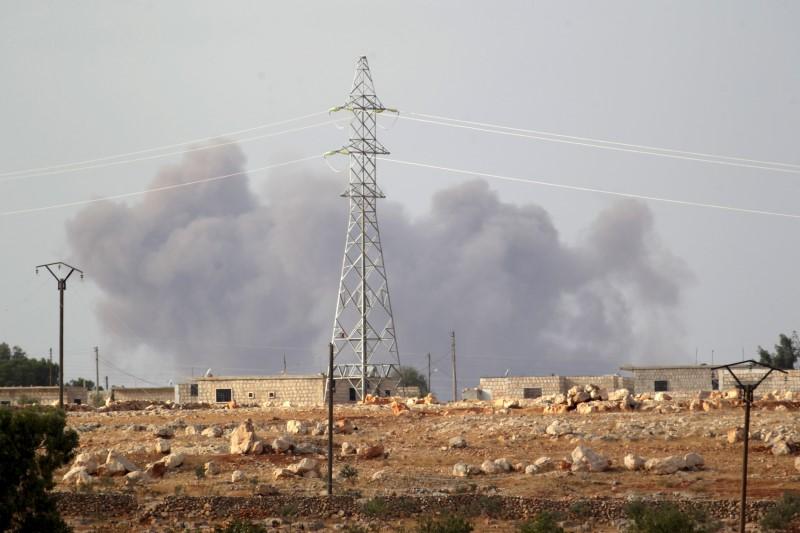 United Kingdom: Russian airstrikes in Syria are killing civilians