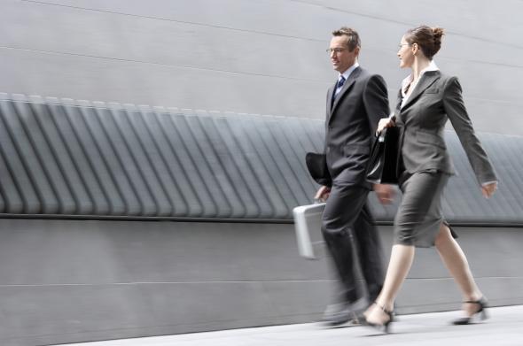 Corporate America still isn't making progress on gender equality