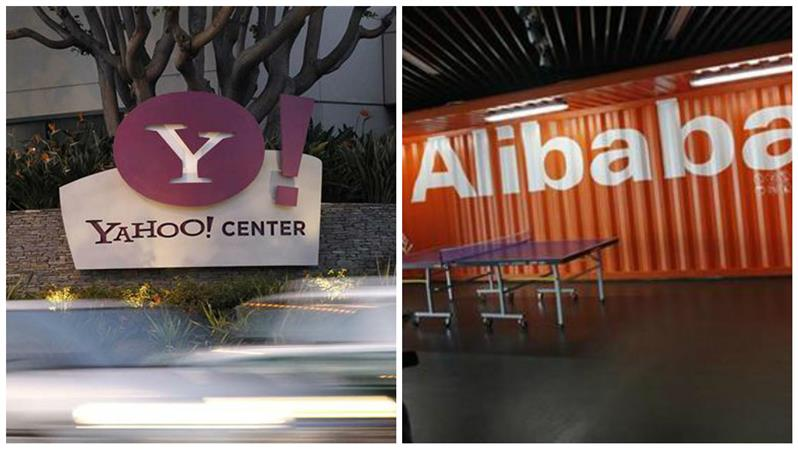 Yahoo to spin off Alibaba stake despite tax question