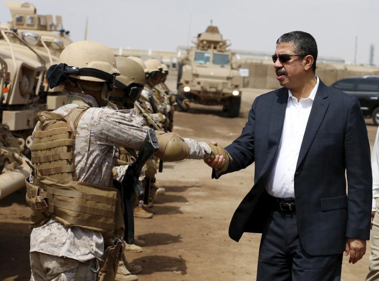 Aden Yemen attack Prime Minister Khaled Bahah