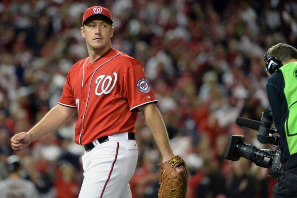 Zimmermann faces Braves in final start of 2015 season