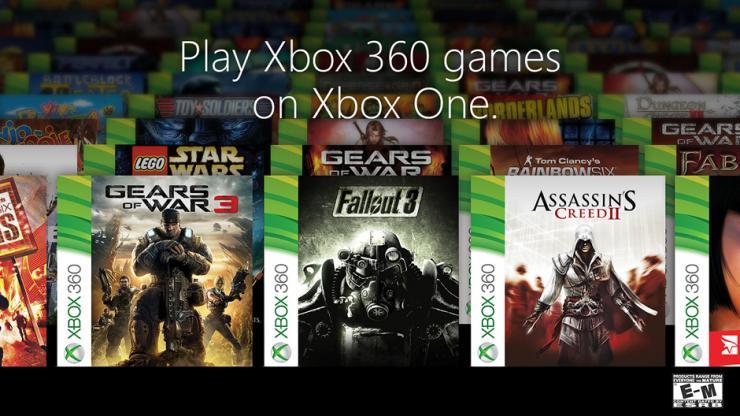 Leaked Xbox One Games Xbox One Backwa...