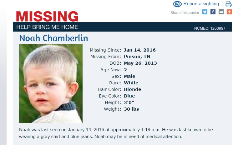 noah missing child website - Website For 2 Year Olds