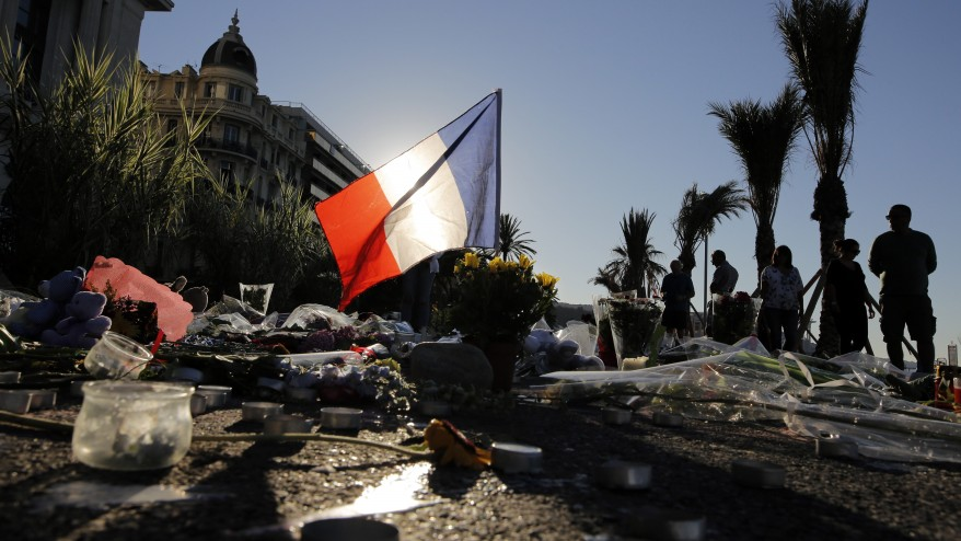 Islamic State claims responsibility for Nice truck attack