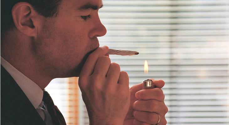 smoking weed essay