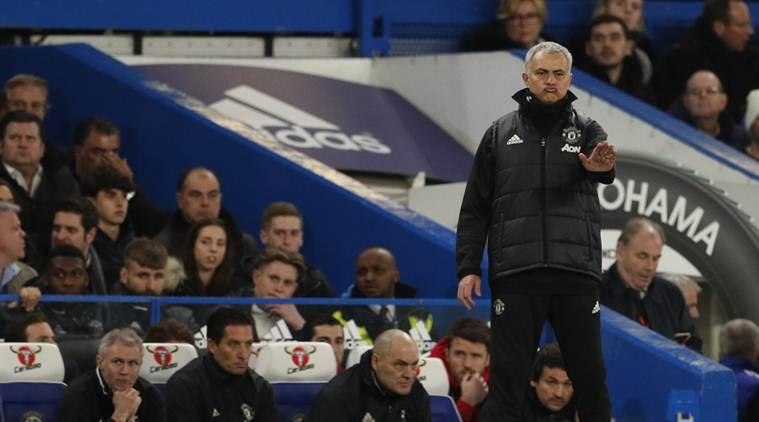 Jose mourinho mourinho chelsea manchester united chelsea vs manchester united FA Cup quarter finals FA Cup football news sports news