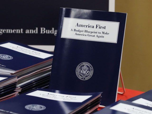 America First Trump Budget