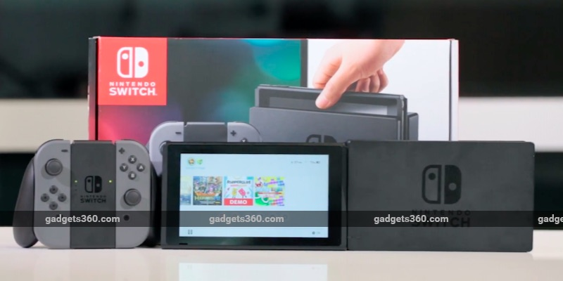 Nintendo Switch Already Hacked Using iOS 9.3 Webkit Exploit