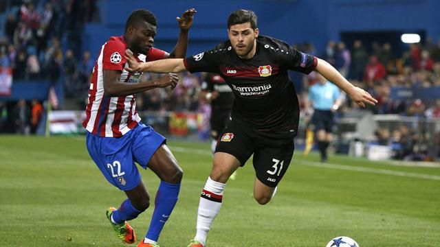 Goalless draw sees Atletico Madrid through at the expense of Leverkusen