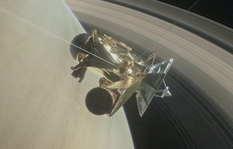 Cassini Saturn Images Are Stunning