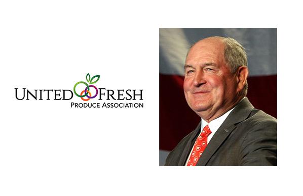 United Fresh congratulates Sonny Perdue on Senate confirmation