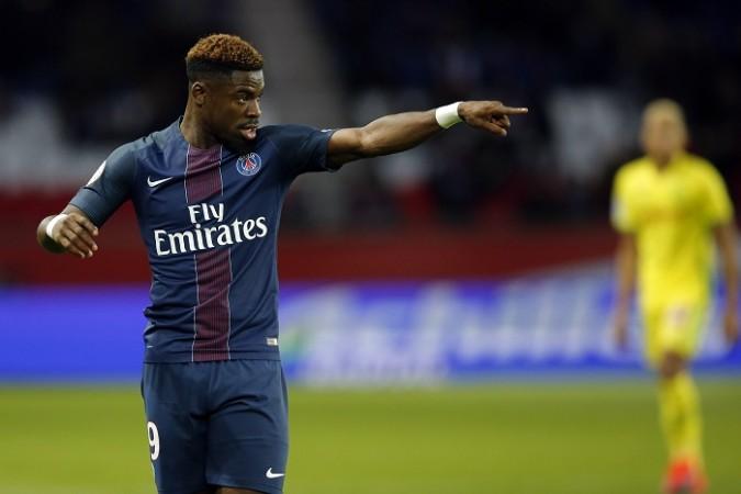 Serge Aurier Serge Aurier to Manchester United Manchester United transfer news Premier League transfer news Paris Saint-Germain Ligue 1