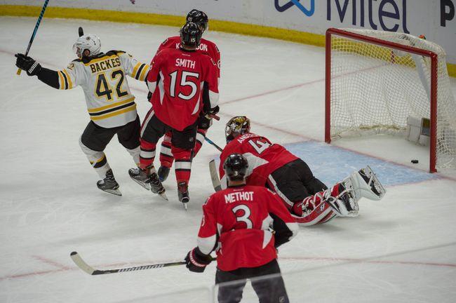 Boston Bruins vs. Ottawa Senators- 4/23/17 NHL Pick Odds and Prediction