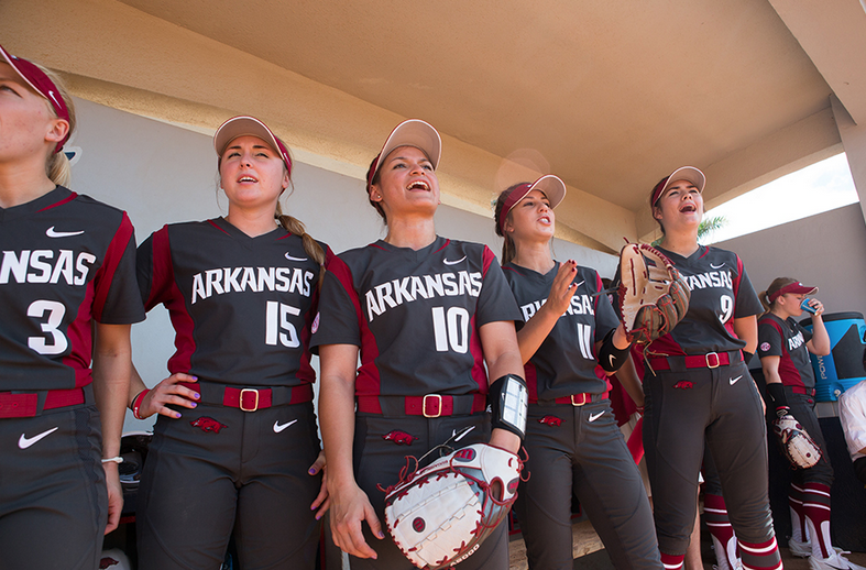 Arkansas Softball Receives Bid To NCAATournament