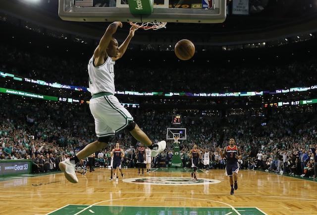 Avery Bradley Celtics Wizards