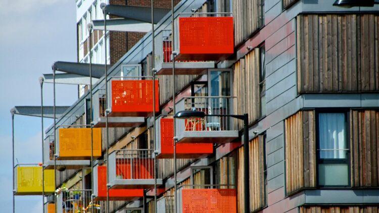 Lib Dems will be aiming to build 300,000 homes annually  Pic Matt Wareham