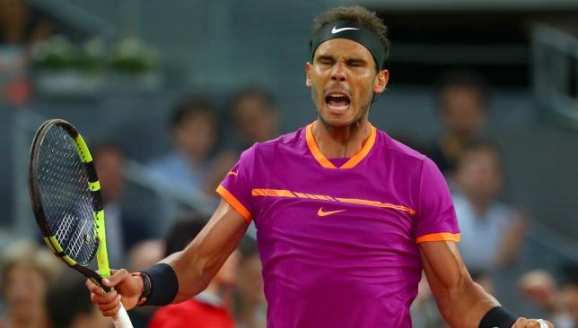 Kyrgios sets up Madrid meeting with Nadal