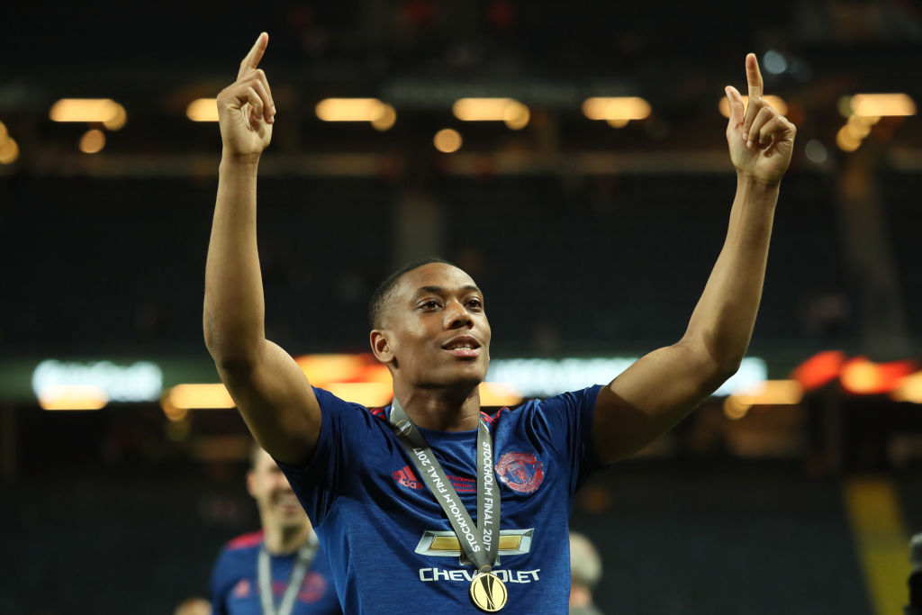 Anthony Martial advised over Manchester United future as Arsenal eye shock move