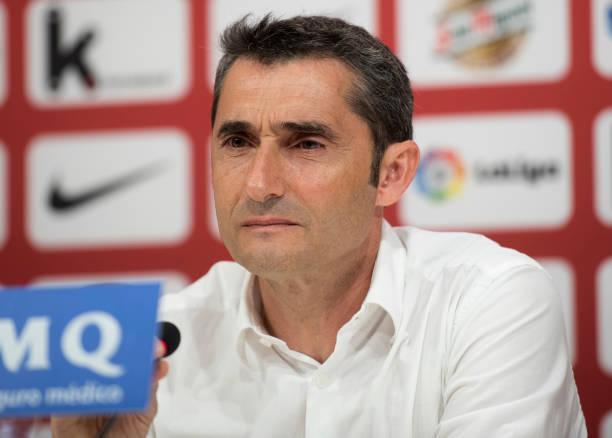 Gossip: Barca want Herrera, Griezmann to join Man United
